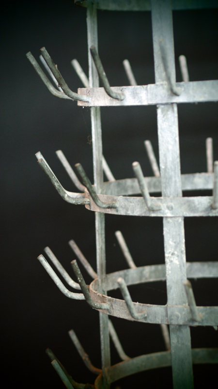 Metal Bottle Drying Rack